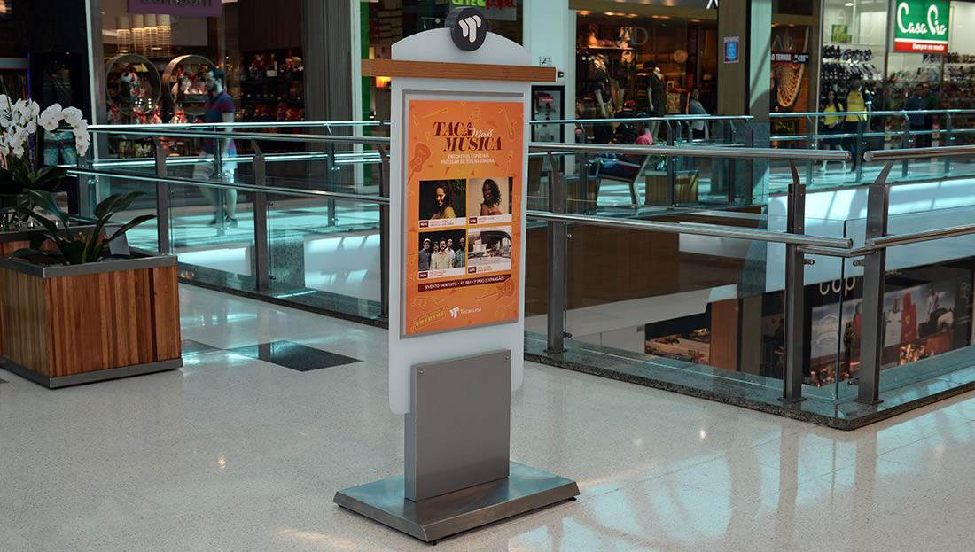 Display de Mall