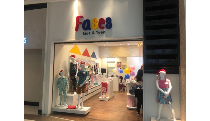 Chegou a Fases Kids & Teen!
